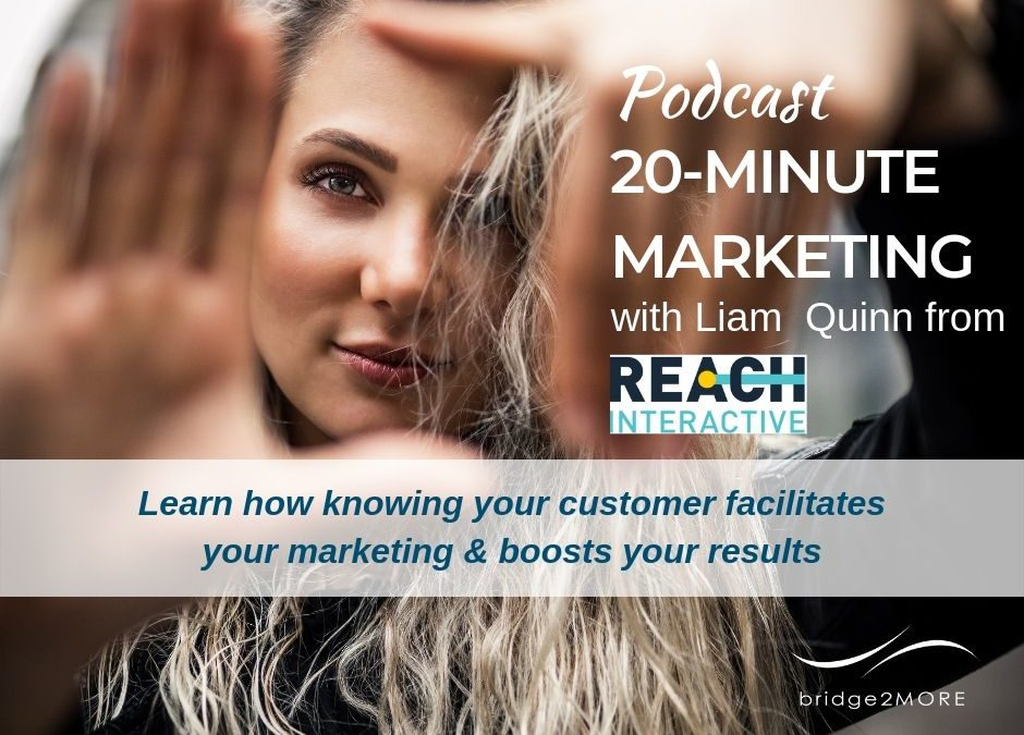 Podcast – Knowing your customer