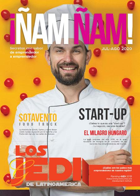 Revista Ñam Ñam