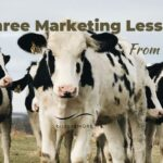 Three marketing lessons from cows