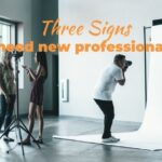 Three signs you need new professional photos
